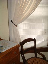 Curtain Tieback